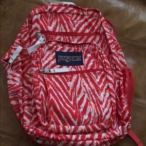 NWT Jansport Backpack